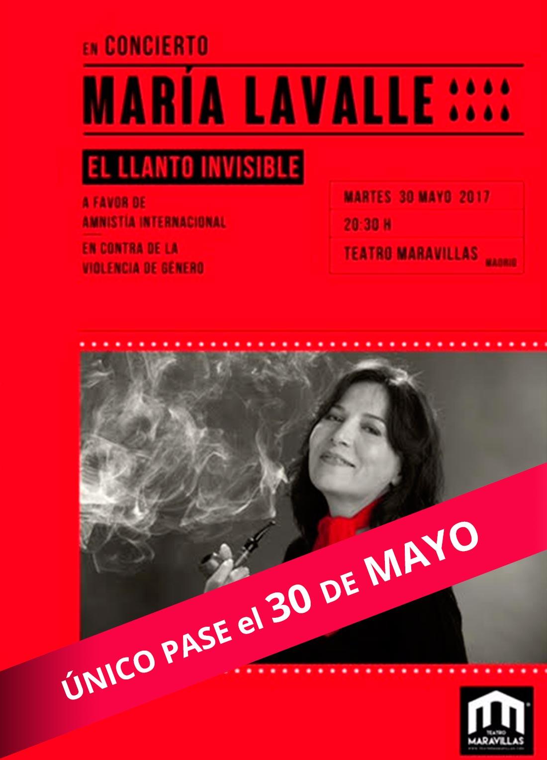 María Lavalle - CARTEL