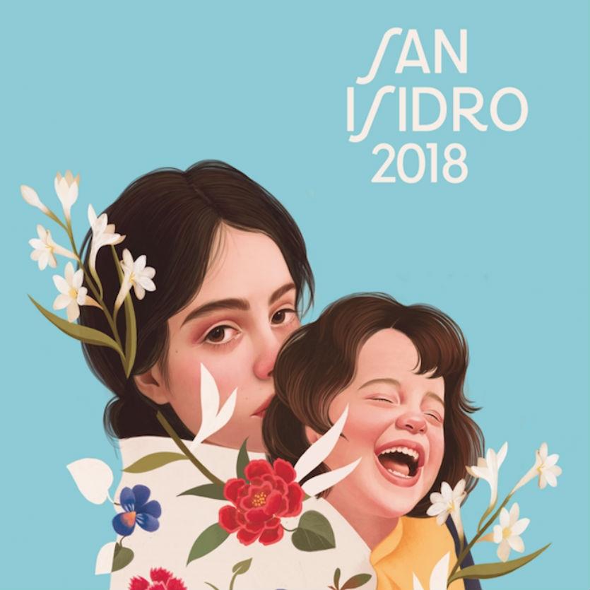 Música, baile y verbena. San Isidro 2018