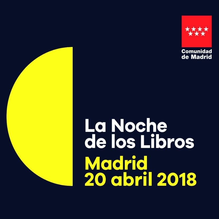 La Noche de los Libros 2018 en Malasaña