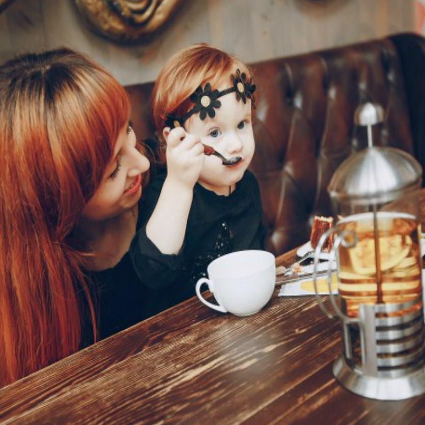 5 restaurantes para comer antes del teatro con niños