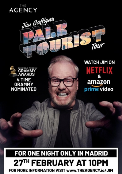 Jim Gaffigan - Pale Tourist Tour